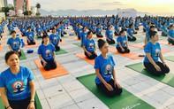 6.000 người tham gia đồng diễn hưởng ứng Ngày Quốc tế Yoga 21/6