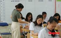 Hà Nội: Hơn 74.000 thí sinh làm thủ tục dự thi THPT Quốc gia 2019