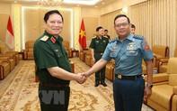 Việt Nam-Indonesia: Đối thoại Chính sách Quốc phòng lần thứ nhất
