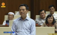 [Clip] Bộ trưởng Nguyễn Mạnh Hùng: Tỷ lệ gỡ bỏ thông tin sai lệch trên không gian mạng trong 10 tháng tăng 500%