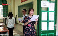 """Sơn La: """"Trưởng điểm thi đang được sàng lọc rất nhiều vòng để chọn ra những người có kinh nghiệm, trách nhiệm"""""""