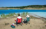 """Hồ nhiễm độc tại Siberia bất ngờ trở thành """"hiện tượng Instagram"""""""