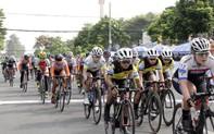 Khai mạc giải đua xe đạp nữ toàn quốc mở rộng