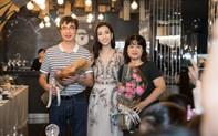 Hoa hậu Đỗ Mỹ Linh cùng mẹ đẻ ký hiến tạng