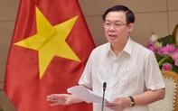 Phó Thủ tướng Vương Đình Huệ gợi ý Bộ KH&ĐT phối hợp cùng Liên minh HTX Việt Nam tiến hành xây dựng cuốn Sách trắng về Hợp tác xã