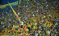 Trận đấu Nam Định FC vs Hà Nội FC lọt vào top 4 trận đấu đông khán giả nhất khu vực Đông Nam Á