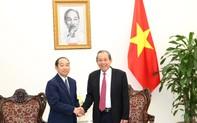 Phó Thủ tướng Thường trực Trương Hòa Bình: Phát huy hơn nữa mối quan hệ đặc biệt Việt Nam-Lào đến các thế hệ trẻ hai nước