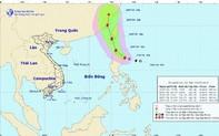 Thời tiết hôm nay: Biển Đông đón bão số 3, Bắc bộ sẽ oi nóng hơn