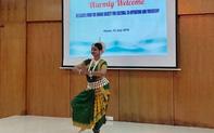 Giao lưu văn hóalàm sâu sắc hơn tình hữu nghị Việt   Ấn