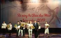 Cuộc thi Tài năng trẻ Biên đạo múa 2019: Sự kết hợp giữa múa hiện đại với múa dân tộc