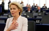 """Tân nữ lãnh đạo châu Âu hứa hẹn """"nhắn nhủ thân tình"""" với TT Trump"""