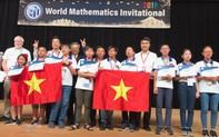Kỳ thi Toán Quốc tế WMI 2019: Học sinh quận Hoàn Kiếm khẳng định bản lĩnh, trí tuệ người Việt