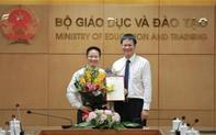Ông Nguyễn Việt Hùng được bổ nhiệm làm Phó Chánh văn phòng Bộ GDĐT, phụ trách lĩnh vực truyền thông