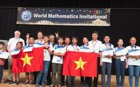 Học sinh trường THCS Trưng Vương đoạt Cúp Đặc biệt The Star of The World Kỳ thi Toán Quốc tế WMI 2019