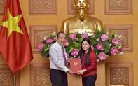 Thủ tướng ký quyết định phê chuẩn, bổ nhiệm cán bộ