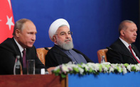 """Ngăn Iran """"suy sụp"""": Nga ra điều kiện sát cánh cùng EU"""