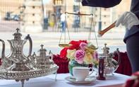Có gì trong tách trà 200 USD gần Cung điện Buckingham?
