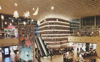"""""""Chiêu"""" hút khách du lịch đến thư viện ở Hàn Quốc"""