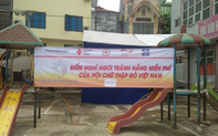 Triển khai thí điểm mô hình tránh nắng miễn phí tại Hà Nội