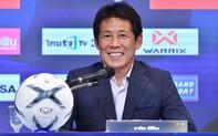 """Tân HLV trưởng Thái Lan Akira Nishino muốn đánh bại Việt Nam và nâng tầm """"voi chiến"""""""