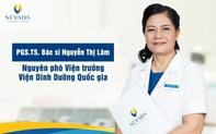 Chuyên gia dinh dưỡng PGS.TS. Bác sĩ Nguyễn Thị Lâm gợi ý phương pháp giảm cân khoa học, an toàn
