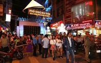 TP. HCM: Xử lý việc kinh doanh quá giờ quy định gây tiếng ồn tại phố đi bộ