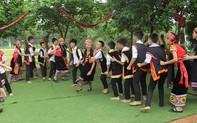 Vui tươi những khúc hát đồng dao của thiếu nhi dân tộc Thái