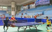 Giải Bóng bàn tỉnh Thái Nguyên, Giải Báo Thái Nguyên lần thứ XXI