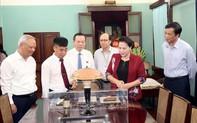 Lãnh đạo Quốc hội dâng hương tưởng niệm Hồ Chủ tịch