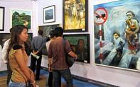 Gần 170 tác phẩm gửi tham gia Triển lãm Mỹ thuật tỉnh Quảng Nam lần thứ 3