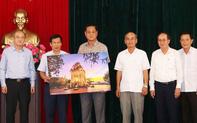 Bộ trưởng Nguyễn Ngọc Thiện: Phú Yên cần quan tâm việc xây dựng thương hiệu du lịch