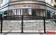 """Chuyện khó tin: Gắn mác """"quốc tế"""" cho Trường Mầm non Việt Hàn - Montessori là do Tòa chung cư tự làm, tự đặt!"""