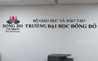 """Hàng trăm văn bằng """"chui"""" được cấp trót lọt ở Đại học Đông Đô: Lý giải của Bộ Giáo dục và Đào tạo"""