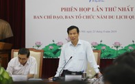 """Bộ trưởng Nguyễn Ngọc Thiện: """"Ninh Bình cần tận dụng cơ hội là địa phương đăng cai tổ chức Năm Du lịch Quốc gia 2020 để tạo ra bứt phá"""""""