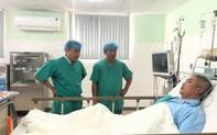 """Một bệnh nhân phục hồi """"thần tốc"""" sau ca ghép tim xuyên Việt từ người cho chết não"""