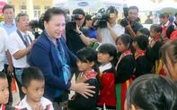 Chủ tịch Quốc hội làm việc tại huyện Hoành Bồ, Quảng Ninh