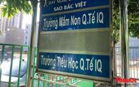 """""""Q.Tế"""" không phải là Quốc tế, vậy nó có nghĩa là gì thưa bà tư vấn viên Trường Mầm non IQ?"""