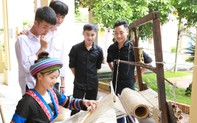 Bảo tàng Văn hóa các dân tộc Việt Nam tổ chức nhiều hoạt động trải nghiệm dịp 2/9