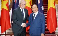 Việt Nam - Australia hướng tới tăng gấp đôi đầu tư hai chiều