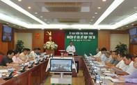 Thông cáo báo chí kỳ họp 38 của Ủy ban Kiểm tra Trung ương