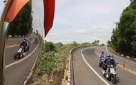 Đà Nẵng: Bổ sung gương cầu lồi tại nhiều vị trí khuất tầm nhìn trên các tuyến đường thuộc bán đảo Sơn Trà