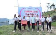 Hiệp hội nữ Doanh nhân doanh nghiệp nhỏ và vừa Việt Nam đồng hành cùng phụ nữ biên cương Hà Giang 2019