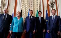 """Thượng đỉnh G7 """"nóng"""" về tranh chấp toàn cầu"""