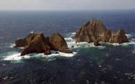 An ninh Hàn – Nhật leo thang căng thẳng về tập trận