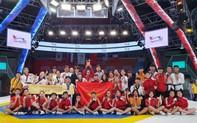 Rạng rỡ quyền Taekwondo Việt Nam trên đấu trường quốc tế
