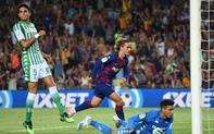 Hightlight Barca 5-2 Betis: Griezmann lập cú đúp, Barca khởi đầu thuận lợi
