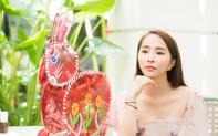 """""""Tiểu tam"""" Quỳnh Nga lần đầu chia sẻ nụ hôn """"bạo liệt"""" với chồng cũ Thu Quỳnh"""