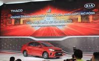 Thaco ra mắt mẫu xe mới Kia Soluto với giá từ 399 triệu đồng