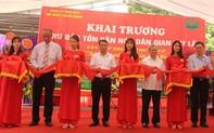 Bắc Ninh khánh thành Khu bảo tồn văn hóa dân gian Luy Lâu