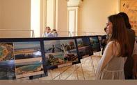 Khai mạc triển lãm ảnh đất nước, con người Việt Nam tại Ukraine